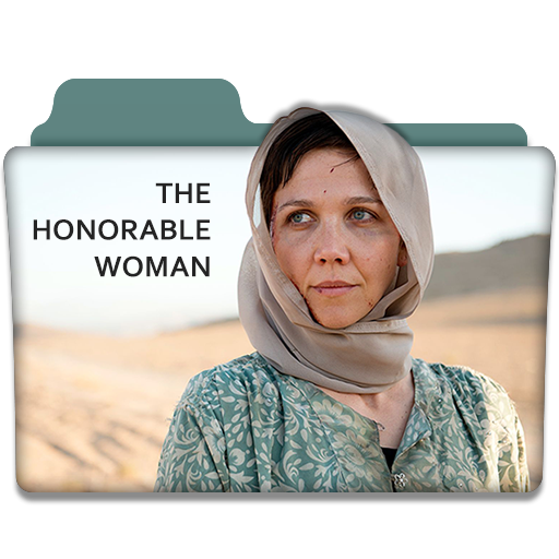 The Honorable Woman : TV Series Folder Icon by DYIDDO on ...  Honorable
