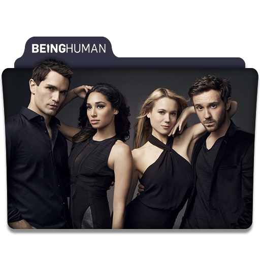 Being Human : TV Series Folder Icon by DYIDDO on DeviantArt