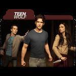 Teen Wolf : TV Series Folder Icon