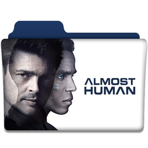 Almost Human : TV Series Folder Icon By DYIDDO On DeviantArt
