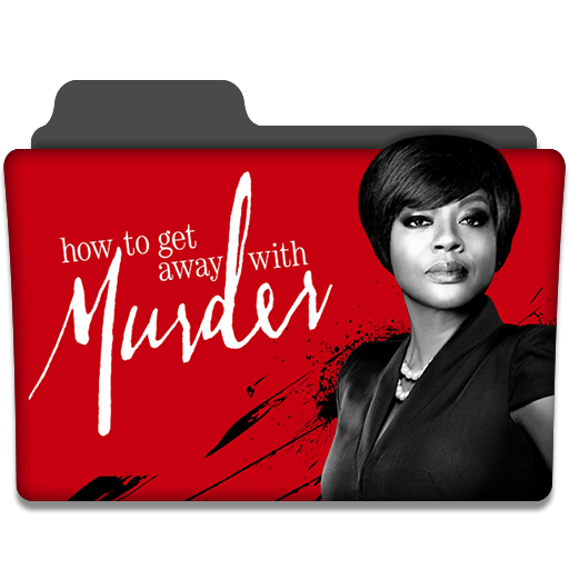 how to get away with murder tv series icon v1 by dyiddo on deviantart. Black Bedroom Furniture Sets. Home Design Ideas