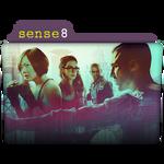 Sense 8 : TV Web Series Folder Icon