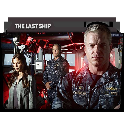 The Last Ship Tv Series Folder Icon V3 By Dyiddo On Deviantart
