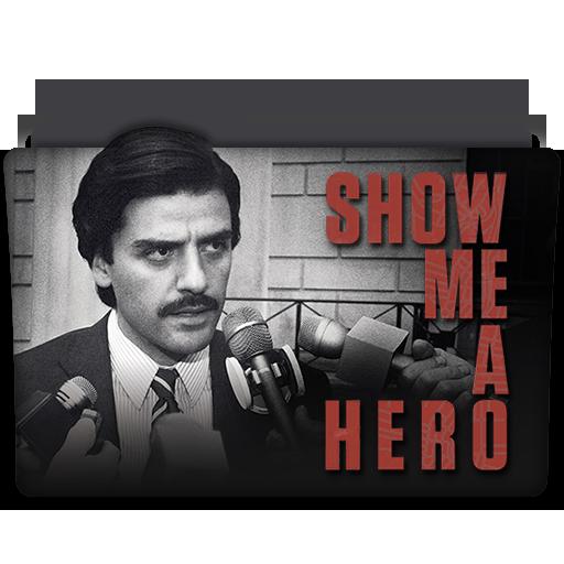 Show me a hero tv series folder icon by dyiddo on deviantart