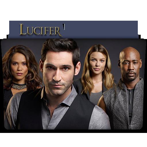 Lucifer : TV Series Folder Icon V1 By DYIDDO On DeviantArt