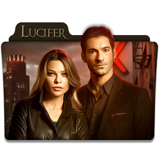 Lucifer Season 3 Hd 4k Wallpaper: Lucifer : TV Series Folder Icon V2 By DYIDDO On DeviantArt