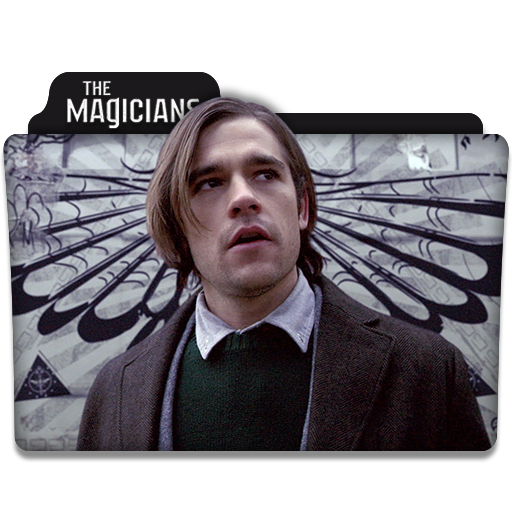 the magicians tv series folder icon v2 by dyiddo on deviantart. Black Bedroom Furniture Sets. Home Design Ideas