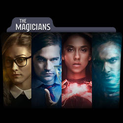 The Magicians : TV Series Folder Icon v4 by DYIDDO