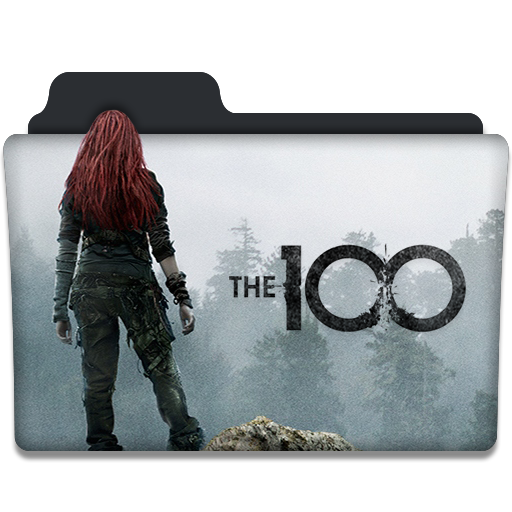 The 100 tv series folder icon v4 by dyiddo on deviantart