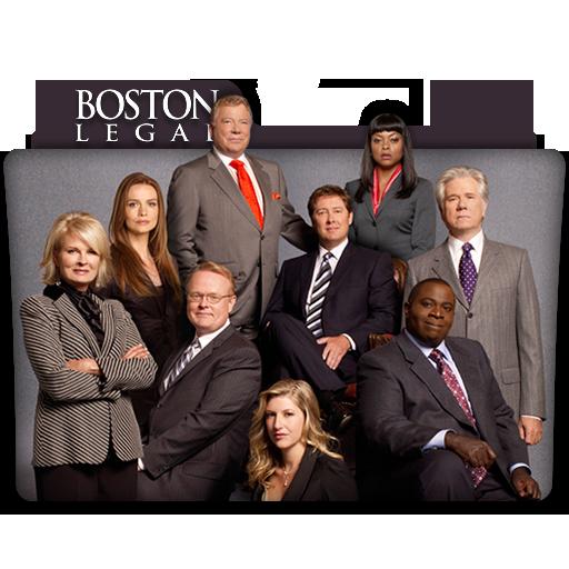 Boston Legal : TV Series Folder Icon v1 by DYIDDO on DeviantArt