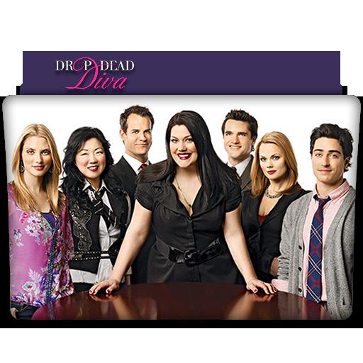 Drop dead diva tv series folder icon v2 by dyiddo on for Diva tv