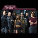 Stargate Atlantis : TV Series Folder Icon v2