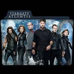 Stargate Atlantis : TV Series Folder Icon v3