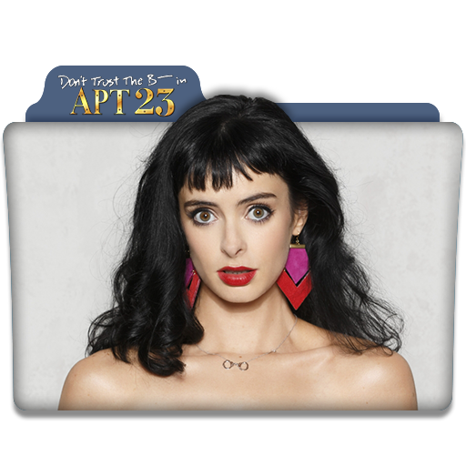 Don't Trust The Bitch In Apartment 23 : TV Icon V2 By