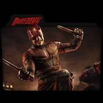 Daredevil : TV Series Folder Icon v10