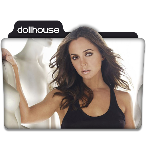 Dollhouse Tv Series Folder Icon V2 By Dyiddo On Deviantart