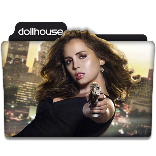 Dollhouse Tv Series Folder Icon V3 By Dyiddo On Deviantart
