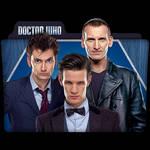 Doctor Who : TV Series Folder Icon v13