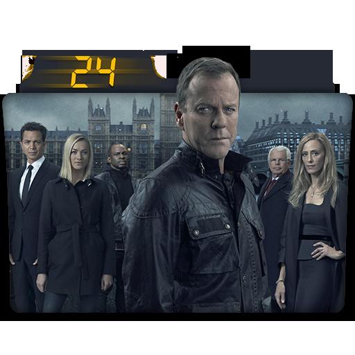 24 : TV Series Folder Icon v2 by DYIDDO on DeviantArt