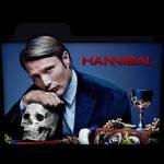 Hannibal : TV Series Folder Icon v7