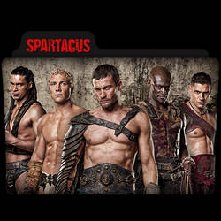 Spartacus : TV Series Folder Icon v10