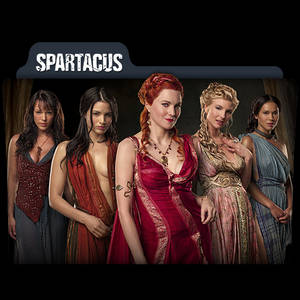 Spartacus : TV Series Folder Icon v15