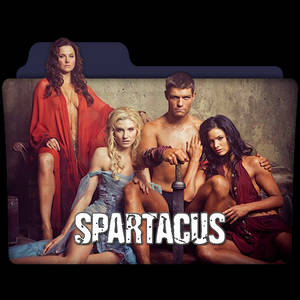 Spartacus : TV Series Folder Icon v17