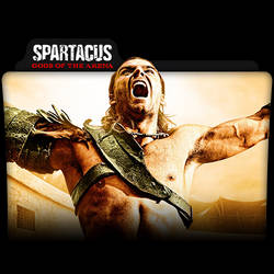 Spartacus : TV Series Folder Icon v13