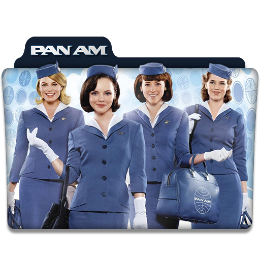 Pan Am Tv Series Folder Icon By Dyiddo On Deviantart