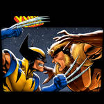 X-Men The Animated Series : TV Series Icon v7