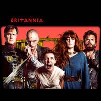 Britannia : TV Series Folder Icon