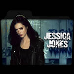 Jessica Jones : TV Series Folder Icon v19
