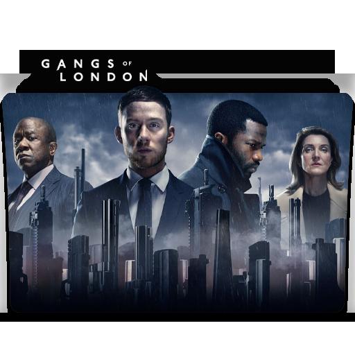 Gangs Of London Tv Series Folder Icon By Dyiddo On Deviantart
