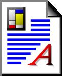 Windows 98 Associated file type