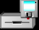 Windows 98 3.5in Floppy Disk Drive