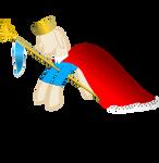 Ranks in the Kingdom of Asinestria - The King