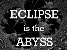 Eclipse is the Abyss-click on for animation by MEP4Photography