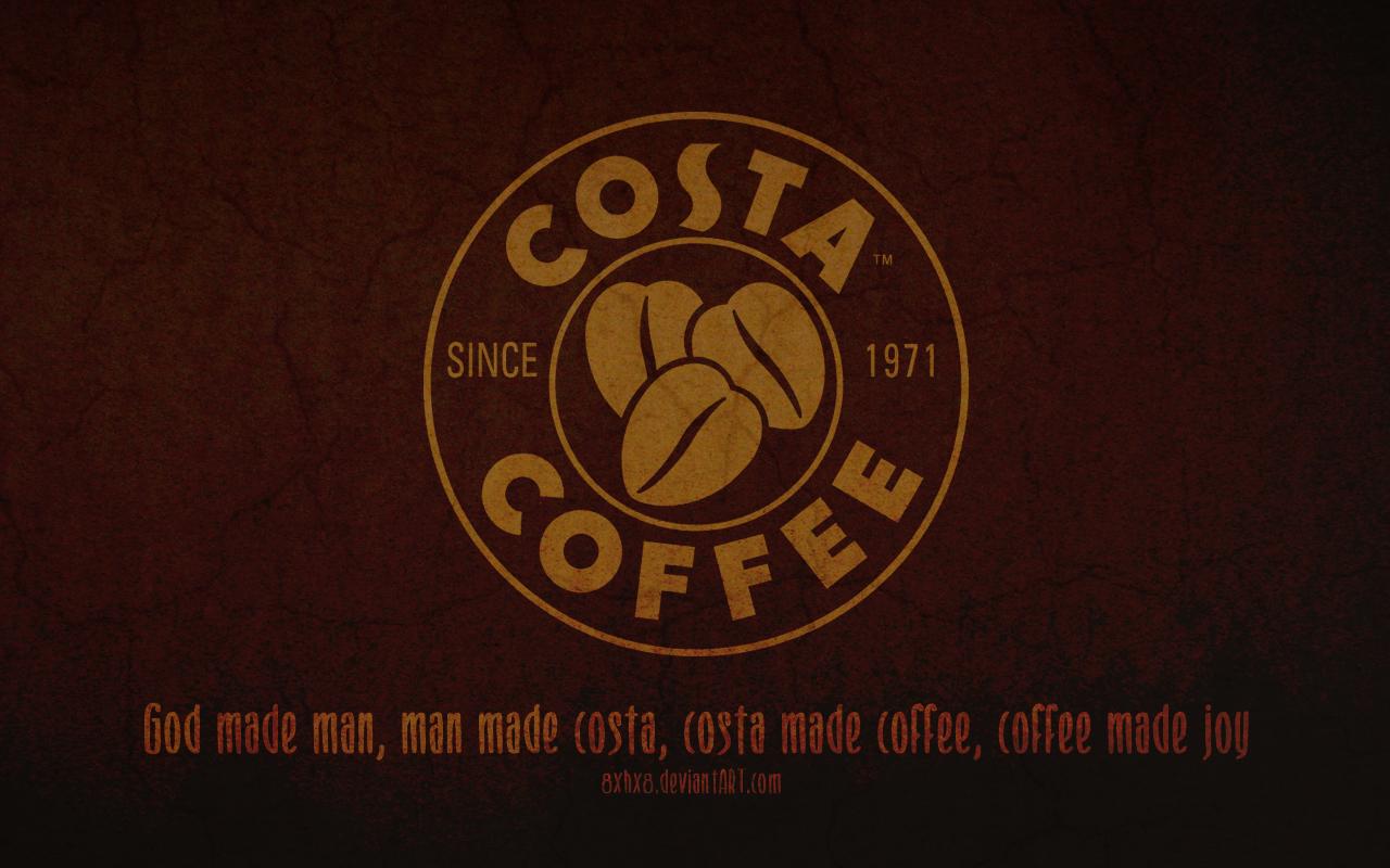 Costa Coffee By 8xhx8 On Deviantart