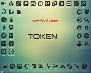 Token - Custom icon pack v1 (by vuvuzelahero) by vuvuzelahero