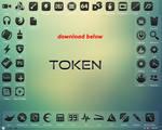 Token - Custom icon pack v1 (by vuvuzelahero)
