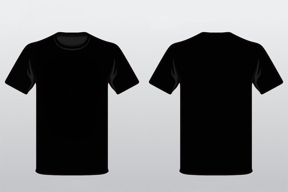 own t - shirt template . ... The only difference between your shirt ...