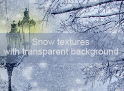 Resources: Snow Textures by pelleron