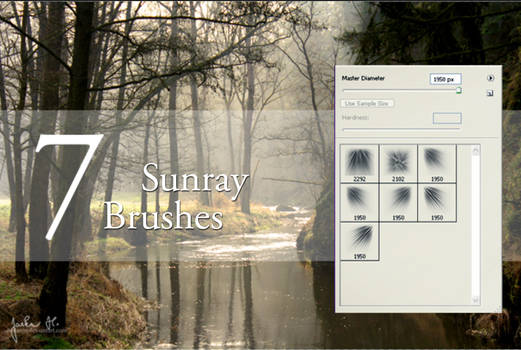 Resources: Sunray Brushes