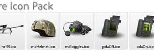 Warfare Icon Pack