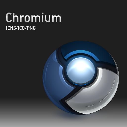 Chromium Icons