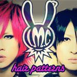 LM.C plushes hair pattern by JoshikoseiSnak