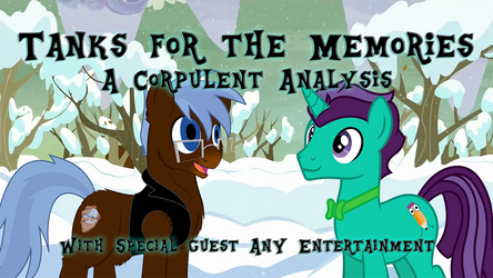 Tanks for the Memories - Thumbnail by CorpulentBrony