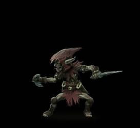 Goblin Assassin Gif