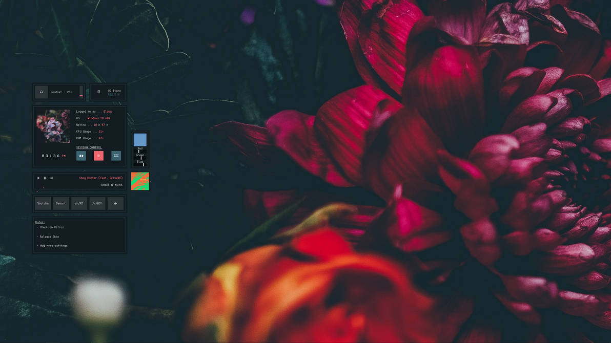 Bouquet Suite II by Eldog-02