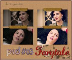 PSD #03 | Farytale by lillullabyblue